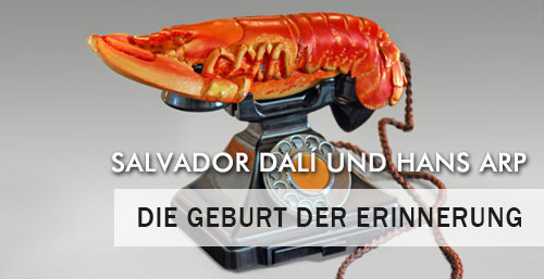 »Salvador Dalí, Hummertelefon, 1938, West Dean College of Arts and Conservation« - © Fundació Gala-Salvador Dalí, Figueres/ VG Bild-Kunst, Bonn 2020