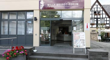 Willy-Brandt-Forum Unkel