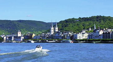 Tourist-Information Boppard